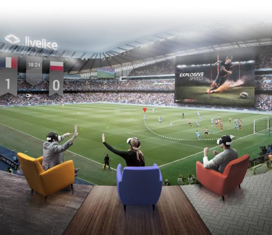Il Calcio in Realtà Virtuale insieme agli amici