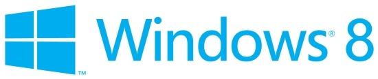 Il logo ufficiale di Windows 8