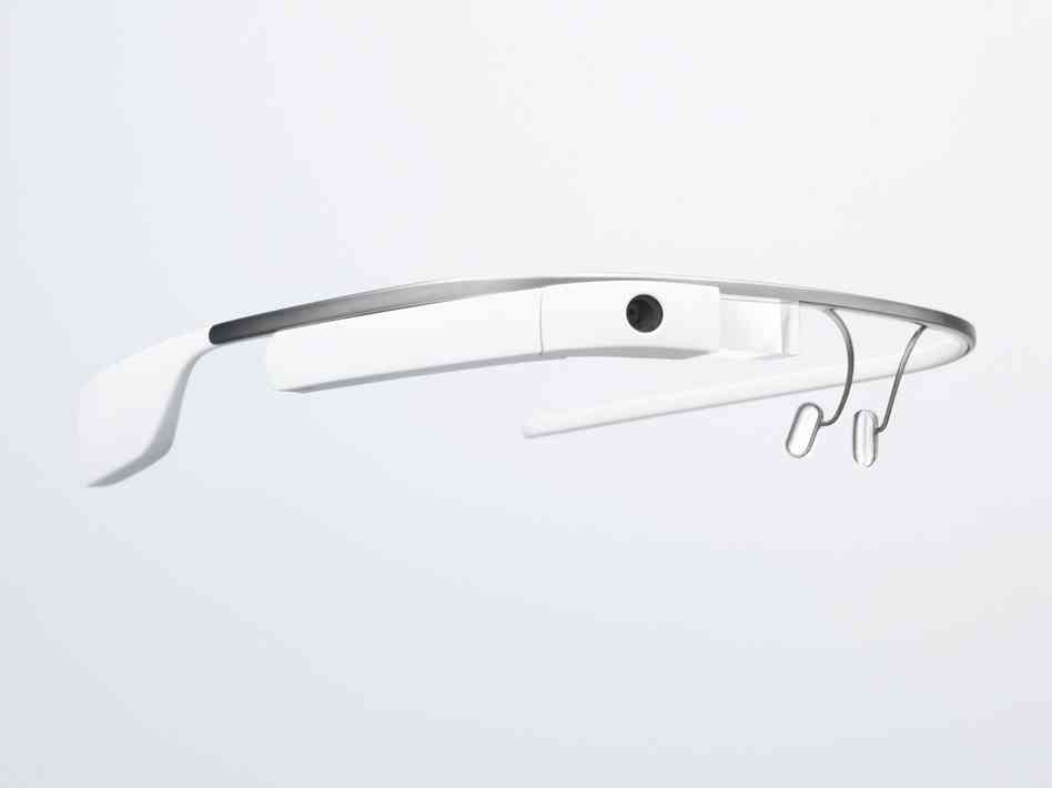 Prototipo Google Glass