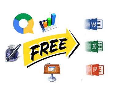 Quickoffice e Iwork contro Microsoft Office